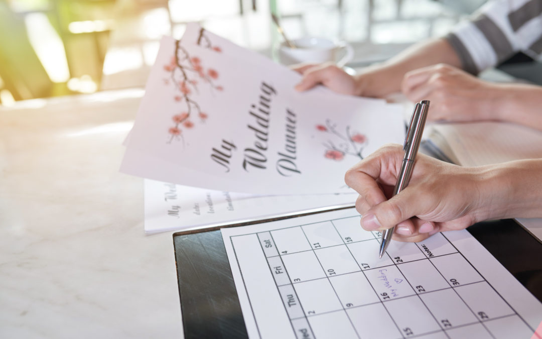 Wedding Day Jobs You Never Knew You Needed