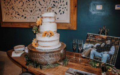 Diving into the Icing-Filled Traditions of Wedding Cakes